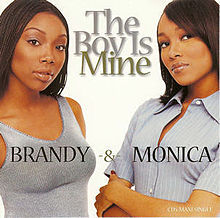 Brandy and Monica! photo: wikipedia.com