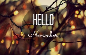 November's here! Photo: weheartit.com