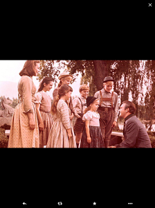 The Von Trapps from 'The sound of Music'. photo: weheartit.com
