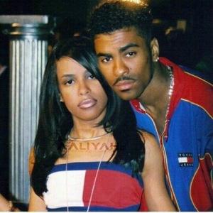 Aaliyah and Ginuwine. Photo: weheartit.com