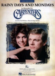 The Carpenters. photo: sheetmusicplus.com